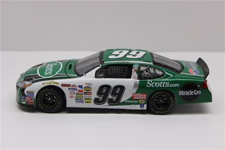 PROTOTYPE Carl Edwards 2005 Scotts First Win 1:24 Nascar Diecast