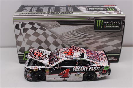 Kevin Harvick 2018 Jimmy Johns / Dover Race Win 1:24 Door # / DIN #4