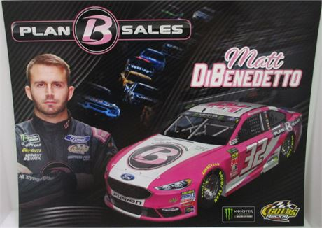 Matt DiBenedetto Plan B Sales #32 Hero Card