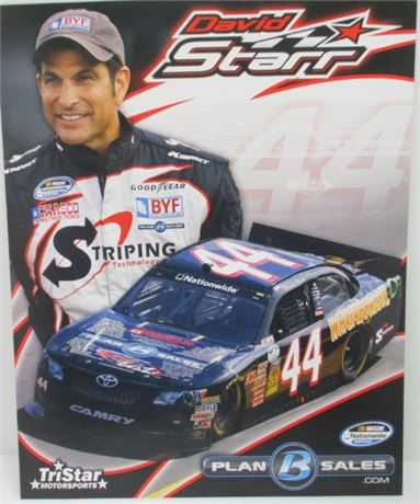 David Starr Plan B Sales #44 Hero Card