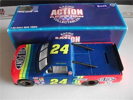 1995 DUPONT CRAFTSMAN SUPERTRUCK BANK SCOTT LAGASSE