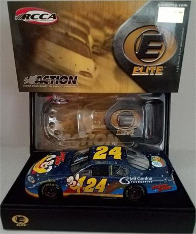 MIGHTY MOUSE JEFF GORDON ELITE 1 OF 1500 MADE