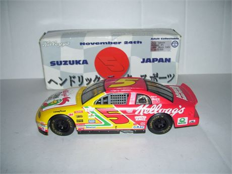 1996 TERRY LABONTE #5 KELLOGG'S BWB SUZUKA JAPAN 1/24 IN BOX FREE SHIP