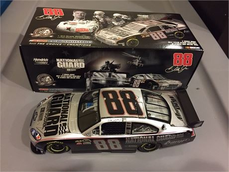 2008 DALE EARNHARDT JR 3 DOORS DOWN CITIZEN SOLIDER 1/24 NEW IN BX