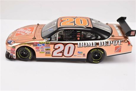 2007 TONY STEWART #20 HOME DEPOT COT COPPER NEW IN BX 1/24 DIECAST FREE SHIP