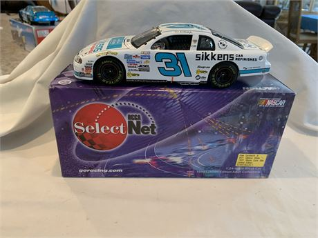 Earnhardt Jr #31 Sikkens Elite RCCA 1997 Diecast- New